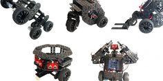 Arduino DIY robotics kit aims to help everyone build robots.