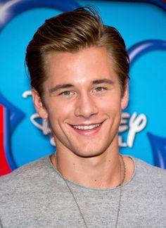 Actor Luke Benward attends a special screening of Disney Channel's 'Girl Vs…