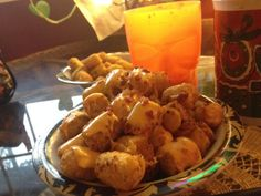 Other than coffee, the house specialty at Undergrounds Coffeehaus are the tater tots.