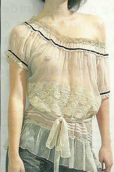 Πρότυπα της μόδας για το Μέτρο: ΜΠΛΟΥΖΑ ΕΙΣΟΔΗΜΑΤΟΣ (να εκτυπώσετε)