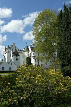 Blair Castle, Perthshire, Scotland