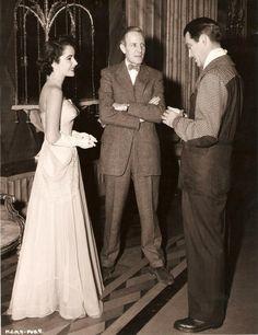 Elizabeth Taylor & Robert Taylor