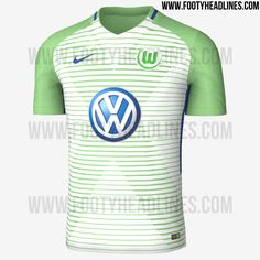 b76b49dfb The Wolfsburg 17-18 kit features a bold design