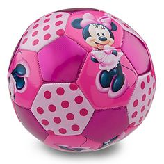 This would make me sporty right? Love minnie mouse