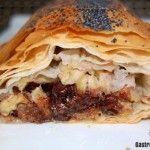 Hoy Cocinas Tú: Strudel de manzanas (Apple strudel)   Gastronomía & Cía