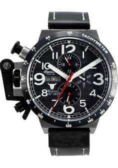 Ingersoll Chrono Day/Date/Year All Black
