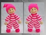 Häkelanleitung, DIY - Babys erstes Püppchen - Ebook, PDF