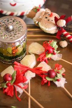 Paletas de jengibre y de guayaba - Las delicias del buen vivir