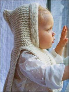 2014 Açıklamalı Bebek Şapkası Modeli | Hobilendik.net