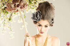 photo: truelovephoto.com  make-up: brushworxmakeup.com  hair: tinaromo.com  flowers: flourishdesign.com  model: castimages.com