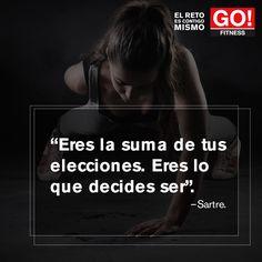 Sartre. #gofitness #clasesgo #ejercicio #gym #fit #fuerza #flexibilidad #reto #motivate #sartre
