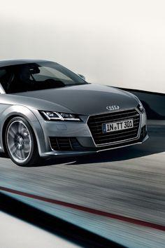 #Audi #TT Coupé (2014)