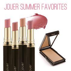 Summer Favorites From Jouer Cosmetics // Belle Belle Beauty #lipstick