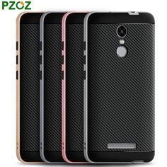 PZOZ Redmi 노트 3 프로 프라임 케이스 럭셔리 원래 Xiomi Redmi 3 실리콘 커버 보호 쉘 샤오 미 테크 Redmi 3