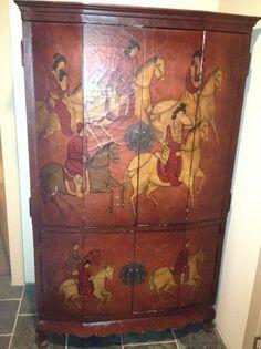 Beau Vintage Italianate Armoire Dresser   $150 (East San Diego) | Craigslist |  Pinterest | Armoire Dresser, Armoires And Dresser