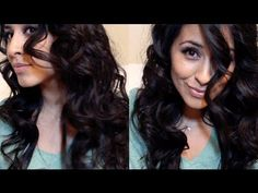 Great way to curl your hair without heat