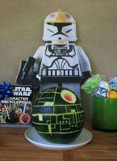Best Kids Parties: LEGO Clone Trooper My Party   Apartment Therapy