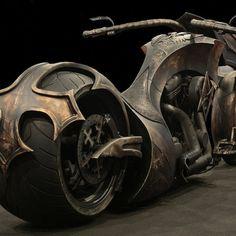 Custom Choppers Harley Davidson (54)