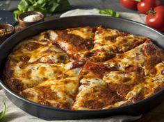 Wir lieben dieses einfache Rezept Quick Recipes, Pizza Recipes, Healthy Recipes, Chicken Scampi Recipe, Chicken Tenderloin Recipes, Grilled Pizza, Cheat Meal, Eat Smart, Good Pizza