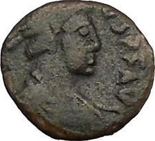 Honorius 393AD Authentic Ancient Roman Coin Victory Christ monogram Rare i50596 https://biblicalancientcoinexpertscholar.wordpress.com/2016/01/02/honorius-393ad-authentic-ancient-roman-coin-victory-christ-monogram-rare-i50596/