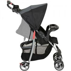 The Baby Trend Passport Stroller, perfect for airport and airplane travel. As seen in Making Family Travel Easier with Car Seats & Strollers by The Points Guy.