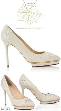 Charlotte Olympia Cruise 2016 - Bejewelled Debbie