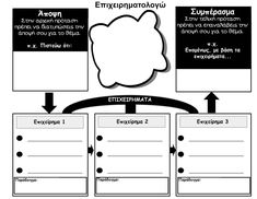Use this planning page to help guide your students as they navigate persuasive writing. The page provides a template with boxes to remind students of the important components needed/encouraged in a strong, persuasive essay. Essay Plan, Writing Plan, Persuasive Writing, Paragraph, Creative Kids, Encouragement, Classroom, Student, How To Plan