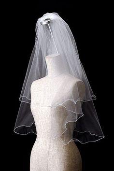 日本製フェイスアップベール CV-605 Veil, Catalog, Wedding Dresses, Fashion, Bride Dresses, Moda, Bridal Gowns, Alon Livne Wedding Dresses, Fashion Styles