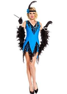 MUSIC LEGS Womens Fascinating Flapper  Interesting flapper 3 piece v-neck sequin fringe get dressed with heaDPiece and cigarette holder. Gloves and boa no longer incorporated. Flower trim Feather element  The post MUSIC LEGS Womens Fascinating Flapper appeared first on Halloween Costumes Best.  #flapper #flappercostume #sexy #20s #halloween #costume