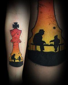 8 Mejores Imágenes De Tatuajes Abuelo Tattoo Sleeves Tattoo Art Y