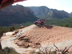 Pink Jeep Tours - Sedona, AZ