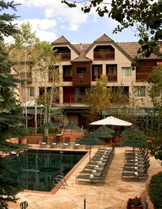 "The Little Nell in Aspen, CO. Wonderful Ski Resort...excellent to have a ski concierge and a driver that takes guests to all ski areas."" If you'd rather explore on your own,  Audis are also available for guests to drive around in."
