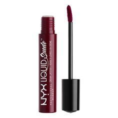 Liquid Suede Cream Lipstick Nyx Vintage