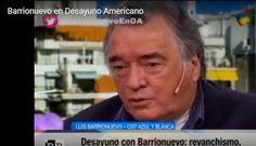 """Piedra OnLine: Luis Barrionuevo le aconsejó a Mauricio Macri """"un ..."""