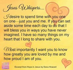 Jesus Whispers~~J Thank You Jesus, God Jesus, Hope In Jesus, Jesus Christ, Savior, Jesus Quotes, Faith Quotes, Inspirational Bible Quotes, Motivational
