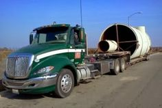 Awesome flatbed trucks can haul your freight to your location in California, Arizona and Nevada. Call Asbury Transportation!