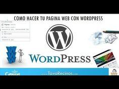 Como Crear tu Paginas Web Parte 2