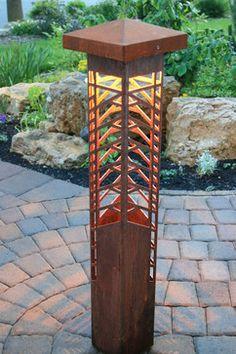 frank lloyd wright outdoor lighting. Frank Lloyd Wright Outdoor Lighting. Inspired Lighting - Craftsman Indianapolis Indiana W