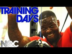 Get Your Passback Football Like Martellus Has in Martellus Bennett Full Work Out: Training Days - The NOC: http://www.amazon.com/Passback-Football-Official-Composite-Training/dp/B0013Z5XTY