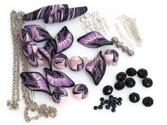 #polymerclay #howto butterflies #cane