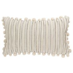 V Rugs and Home Cecil Pom Pom Pillow