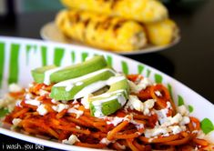 Pasta Series: Part 1 – Mexican Pasta with Chorizo Pasta Series: Part 1 – Mexican Pasta with Chorizo – I Wash You Dry Chorizo Pasta, Spicy Pasta, Mexican Pasta, Chorizo Recipes, Pasta Shapes, Chipotle Pepper, Food Shows, Pasta Dishes, Healthy Recipes