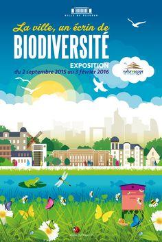 Exposition La Ville, Un écrin De Biodiversité Du 2 Septembre 2015 Au 3  Février 2016