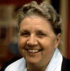 Leigh Brackett, science fiction writer.  Co-wrote The Empire Strikes Back
