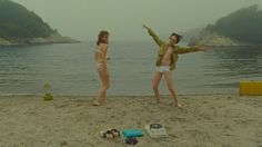 Sam and Suzy, Moonrise Kingdom (2012)   The Definitive Ranking Of Teen Romance Movies. These two are my faves!