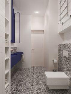 Minimalist Apartment Interior Design Combines A Simple Range Of Interesting Bathroom Design Company Design Ideas