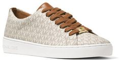 Michael Michael Kors Keaton Lace-Up Sneakers