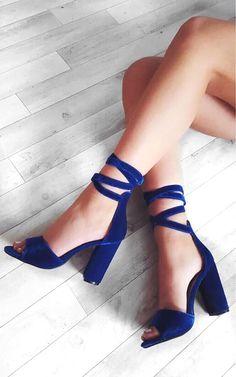 026fe195cfe Lilly Faux Suede Buckle Platform Heels in Cream