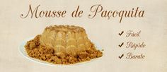 Mousse de Paçoquita