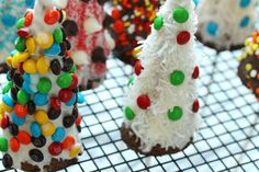 Christmas Trees instead of Ginger Bread houses